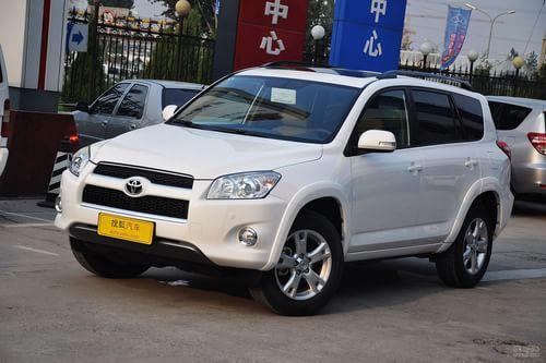 2012款一汽丰田RAV4 2.0L自动豪华版
