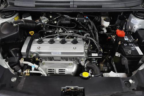 英伦汽车金刚2代 1.5L手动标准型