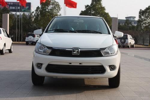 2011款众泰朗朗Z200HB 1.5L自动舒适型