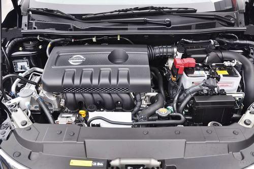 2013款日产骐达1.6L CVT酷咖版