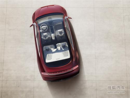 林肯MKZ概念车正式发布