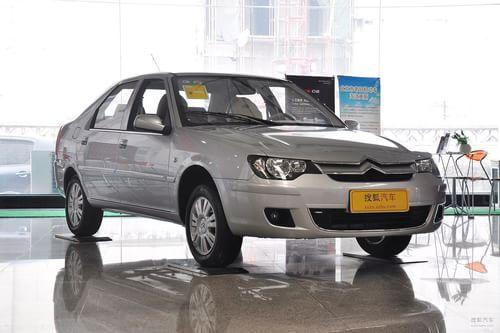 2012款雪铁龙爱丽舍三厢1.6L手动科技型