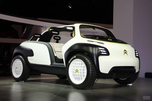 雪铁龙 概念车 实拍 其它 图片
