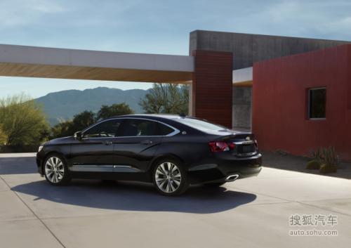 雪佛兰新Impala发布 掀背设计运动感更强