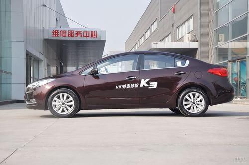 2013款东风悦达起亚K3 1.6L Premium AT