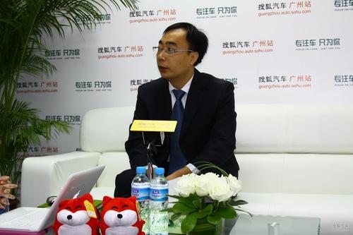 长城汽车副总裁贾亚权