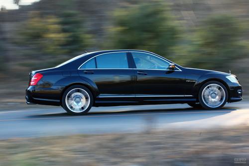 奔驰 S65 AMG 实拍 评测 图片