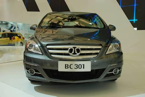 北京汽车 BC301Z 实拍 其它 图片