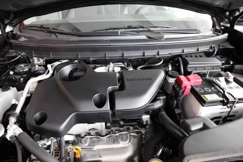 0l和2.5l动力,其中代号为qr25的发动机是主力.