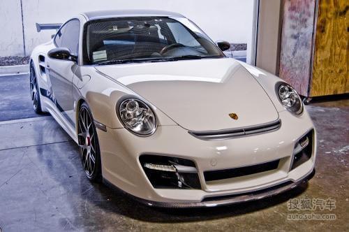 详细图片发布 美国名厂改装版911 Carrera