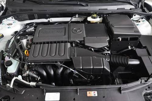2012款长安马自达3经典款 1.6L手动标准版