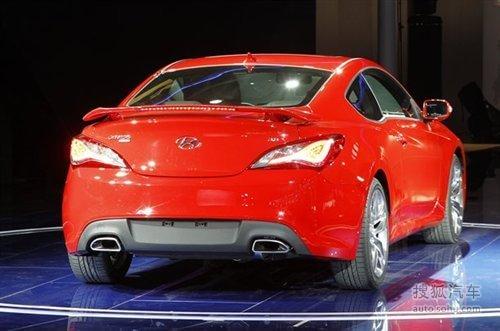 2013款劳恩斯酷派亮相 将搭载8速变速器