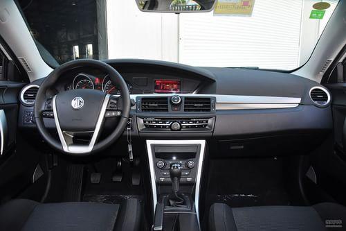 2013款MG6 1.8T手动GT超值版