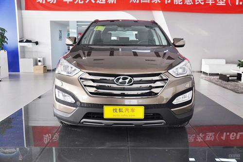 2013款北京现代全新胜达2.4GDi自动四驱型