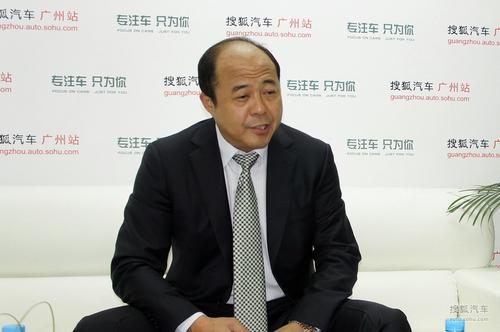 奇瑞汽车股份有限公司副总经理马德骥