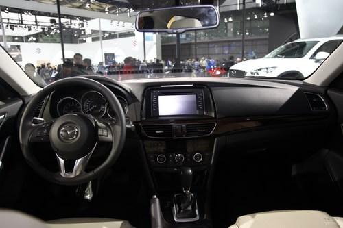 马自达 Mazda6 实拍 其它 图片
