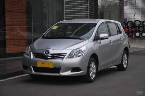 2011款丰田逸致 1.6L手动精英版
