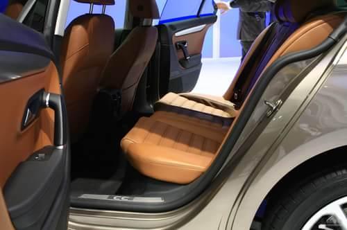 一汽大众CC 1.8T 上海车展实拍