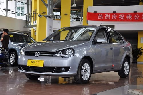 2011款上海大众POLO劲取 1.4L手自一体实尚版
