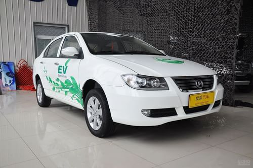 2012款力帆620EV纯电动汽车