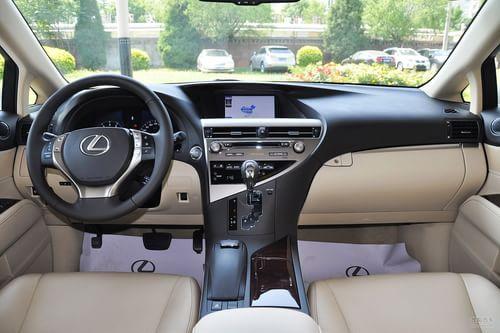 2012款雷克萨斯RX270豪华版