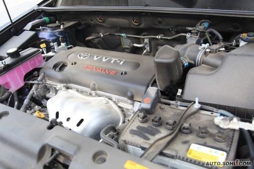 丰田 RAV4 实拍 底盘/动力 图片