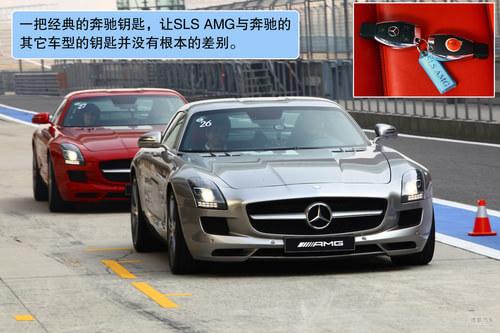 奔驰 SLS AMG 实拍 图解 图片