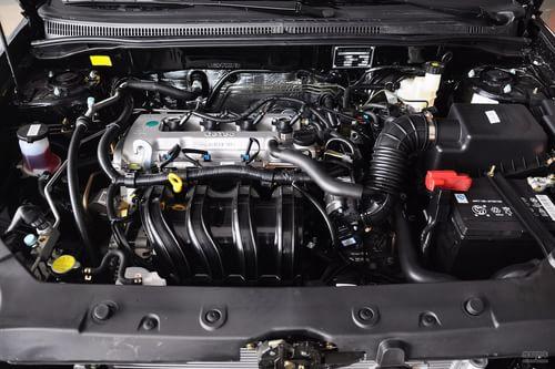 2012款吉利英伦sc715节能版手动超值型