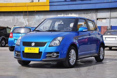 2011款长安铃木雨燕1.5L手动标准型