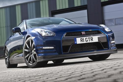 日产 GT-R 实拍 官方 图片