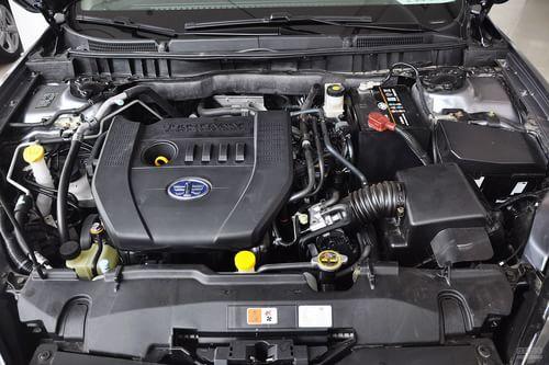 2012款奔腾B90 2.0L自动舒适型