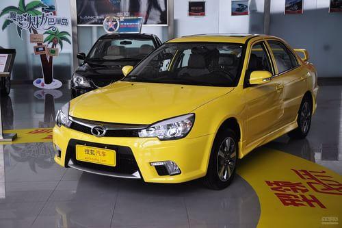 2011款东南新V3菱悦风采版 1.5L手动型