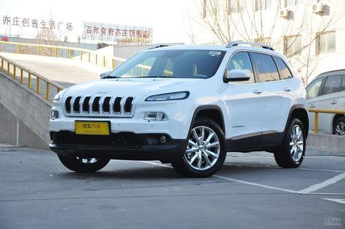 2014款Jeep自由光2.4L精锐版