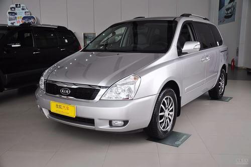 2011款起亚VQ-R 2.7L舒适型