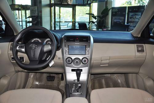 2013款丰田卡罗拉1.6L GL自动炫酷版