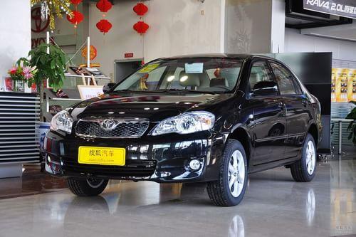 2011款丰田花冠EX 1.6L AT豪华版