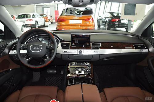 2013款奥迪A8L 45TFSI quattro豪华型