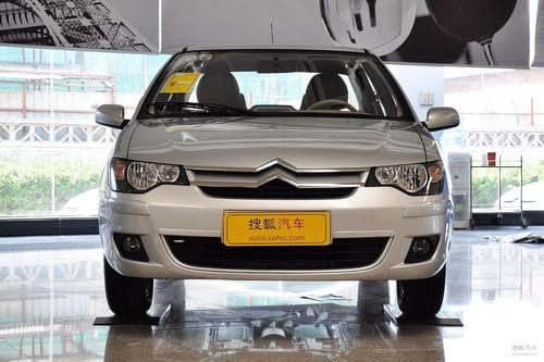 2011款雪铁龙爱丽舍三厢 1.6L手动科技型