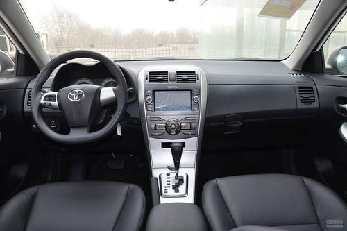 2013款丰田卡罗拉1.6L GL自动至酷版