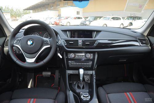 2013款华晨宝马X1 sDrive18i运动型