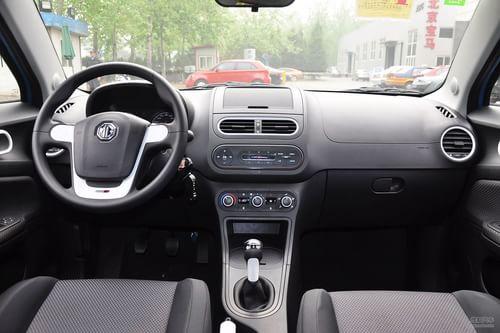 2011款MG3 1.5L手动超值版
