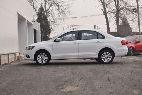 2013款一汽大众全新捷达1.6L手动舒适型