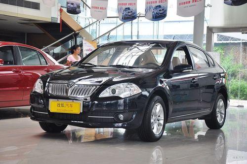 2011款中华骏捷FSV新锐版1.5AT豪华型到店实拍