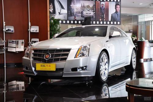 2011款凯迪拉克CTS Coupe 3.6L