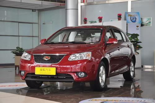 2012款帝豪EC715RV 手动豪华型