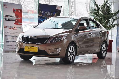2012款起亚K2 1.6L Premium ECO