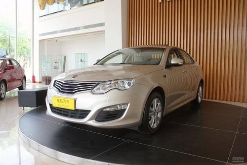 2013款荣威550图解