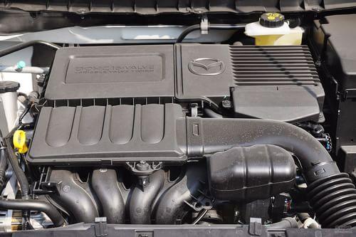 2013款马自达星骋1.6L手动新精英型