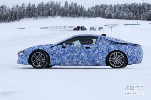 宝马超级跑车i8详细信息曝光 明年将发布
