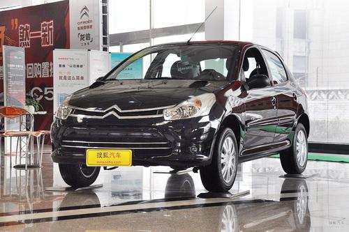 2012款东风雪铁龙C2 1.4L手动运动型